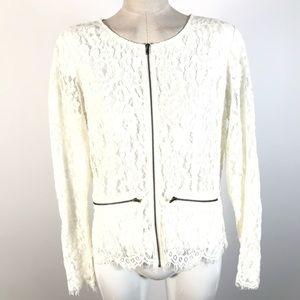 ariat lace jacket